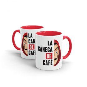 Caneca Cerâmica La Caneca de Cafe - Beek 350ml