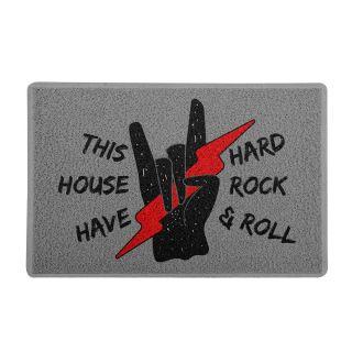 Capacho Geek e Nerd 60x40cm Hard Rock - Beek
