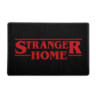 Capacho Geek e Nerd 60x40cm Stranger Home - Black