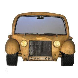 Espelho de Carro Pura Nostalgia cor Marrom placa AVH-138