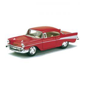 Miniatura de Metal Colecionável Mod. Chevrolet Bel Air 1957 1:40