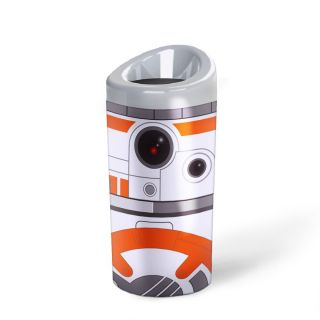 Porta Garrafa Termico 600ml Star Wars Robo - BB-8