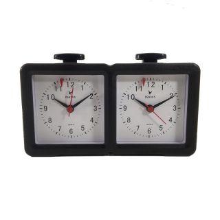 Relógio de Mesa Analógico P/ Xadrez Leap High-Point PQ9905