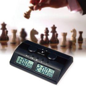 Relógio de Mesa Digital Profissional P/ Xadrez Chess Clock Leap