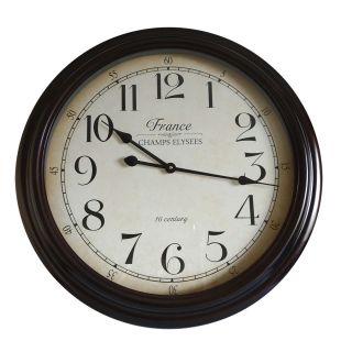 Relógio de parede France Champs Élysées 16 Century 65cm