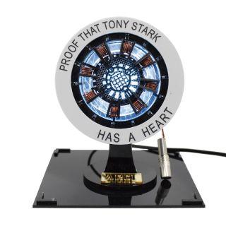 Replica Reator 1/1 Arc Tony Stark Homem de Ferro Original