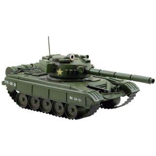 Tanque De Guerra de Metal Verde Militar 33cm Estilo Retrô