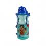 Cantil Plástico C/ Alça Elena De Avalor Azul Oficial Disney