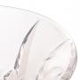 Centro De Mesa Decorativo C/ Pé Diamante 42 x 25cm Lyor