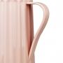 Garrafa Térmica De Plástico Bird Nude Rosa 1l Bon Gourmet