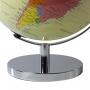 Globo Terrestre Iluminado Com Constelação Edição Luxo Ivory 32cm
