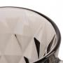 Jarra de Vidro Sodo Cálcico Diamond Cinza Metalizado 1l Lyor