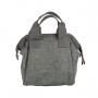 Mini Bolsa Mommy Bag MM3264 Cinza Original Clio