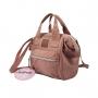 Mini Bolsa Mommy Bag MM3264 Rosa Original Clio