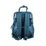 Mochila Maternidade Mommy Bag MM3302 Azul Original Clio