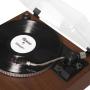 Vitrola Raveo Orpheus Toca-Discos, Cd, Fm, Usb E Bt Oficial