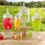 Suqueira De Cristal Ecológico Brandon Dublin 4,5l Lyor