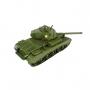 Tanque De Guerra de Metal Verde Militar Arm 28cm Estilo Retrô