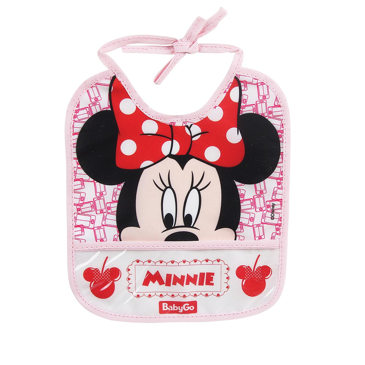 Babador Minnie Mouse 3093 BabyGo Premium