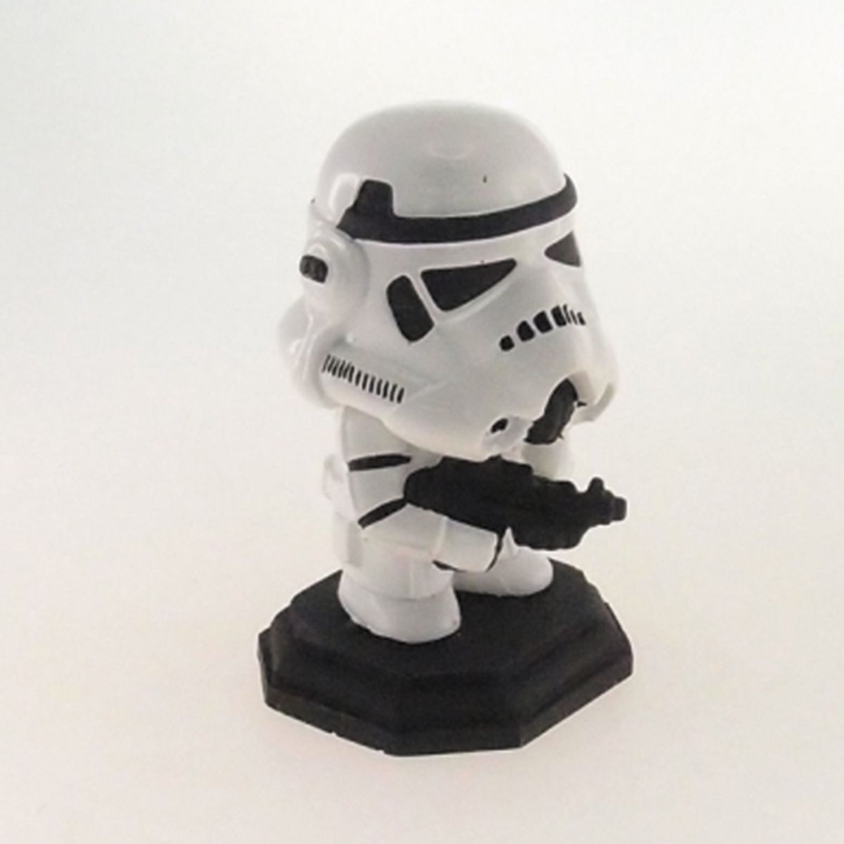 Boneco colecionável Star Wars Flametrooper Branco
