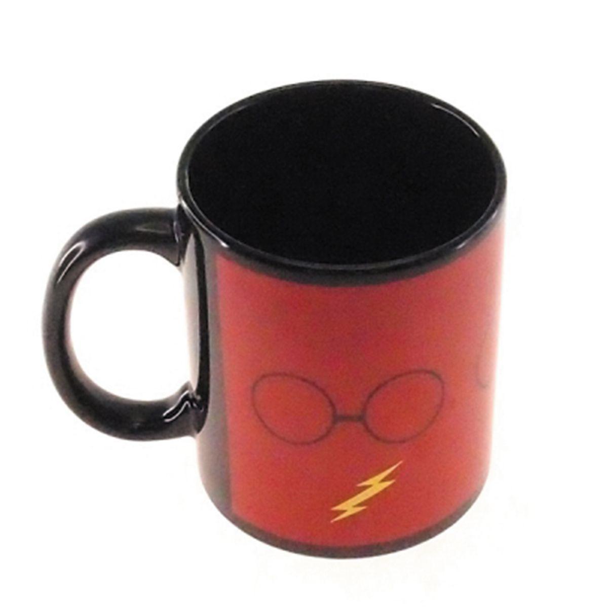 Caneca Lúdica Harry Potter Raio 325ML