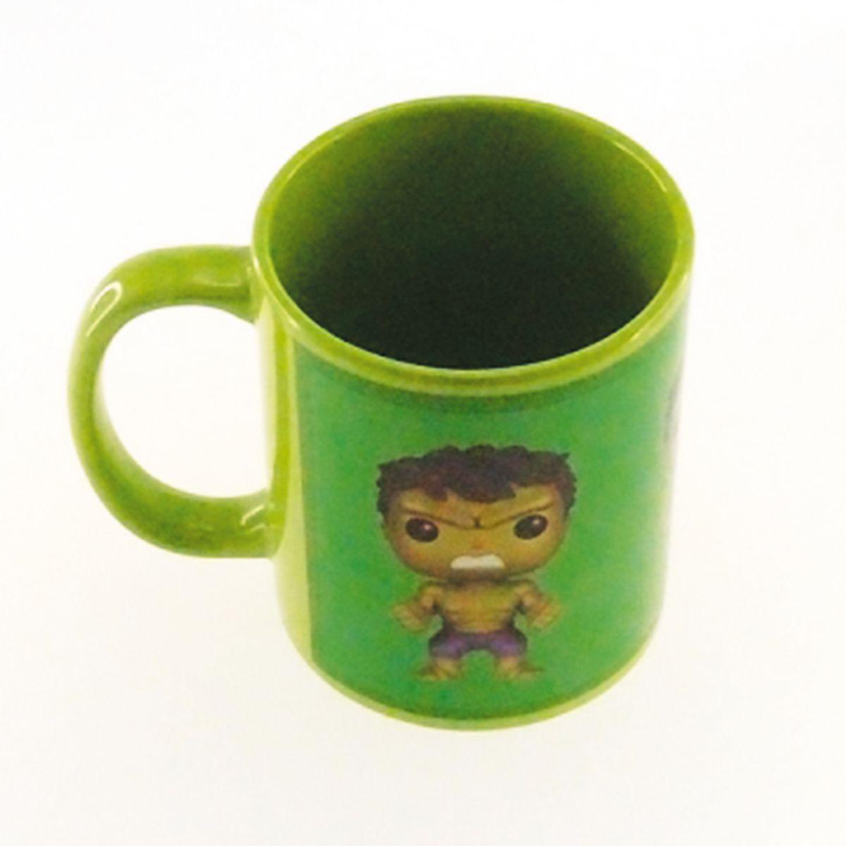 Caneca Lúdica Hulk 325ML