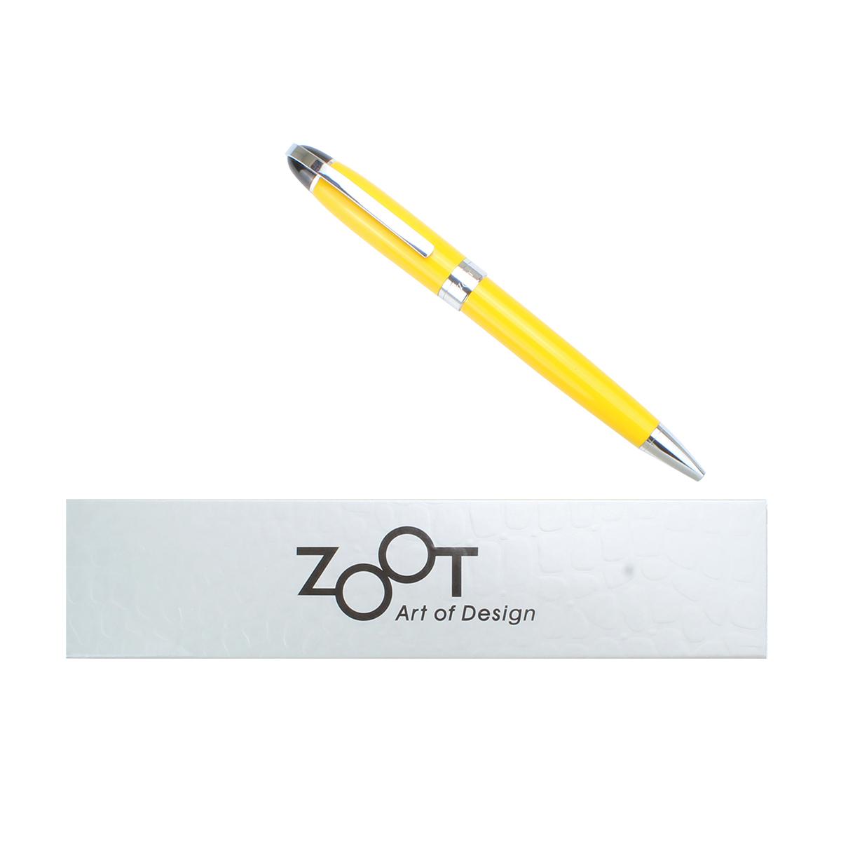 Caneta Esferográfica Zoot Ambition Amarela ZP12040Y