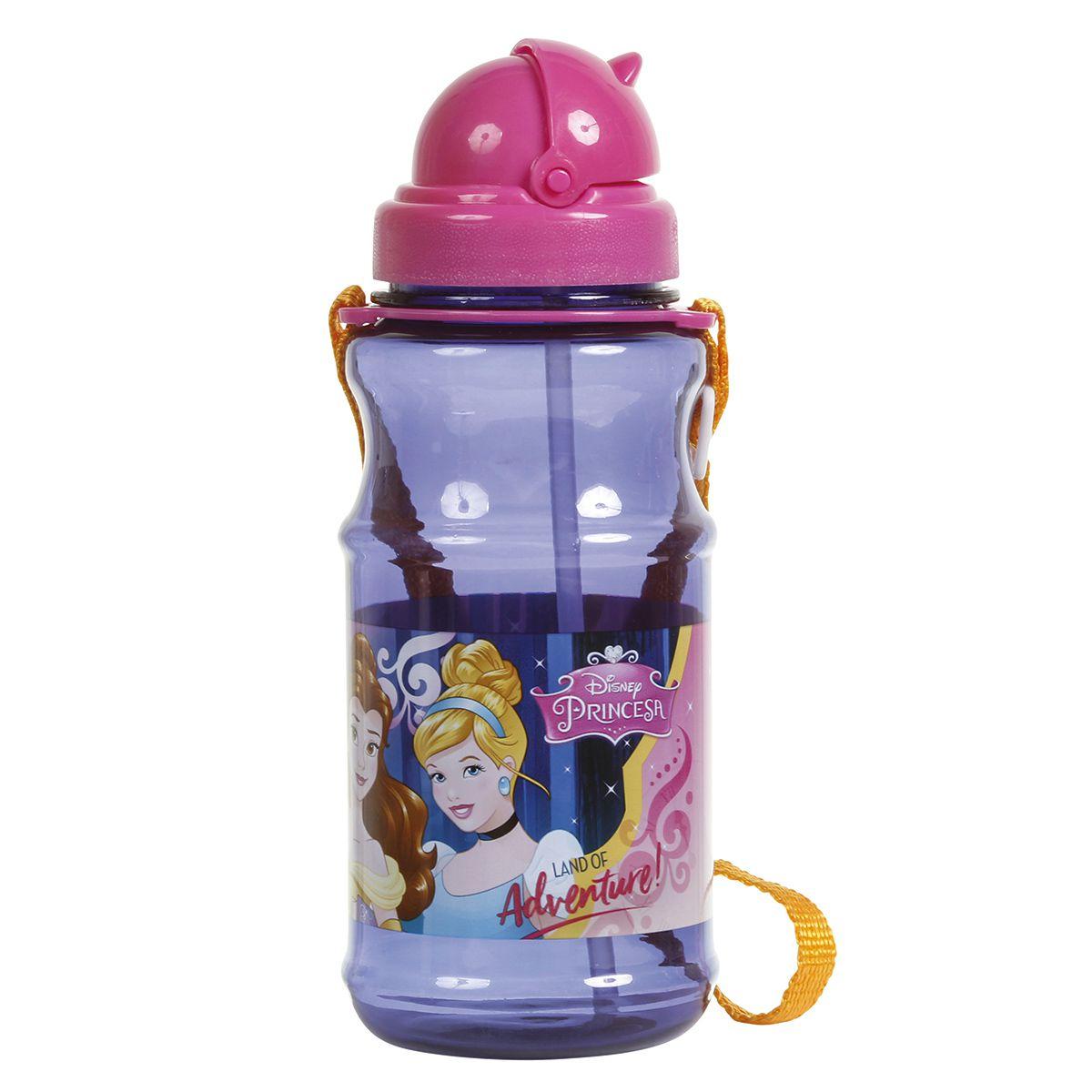 Cantil Plático c/ Alças Princesas - Land of Adventure Disney