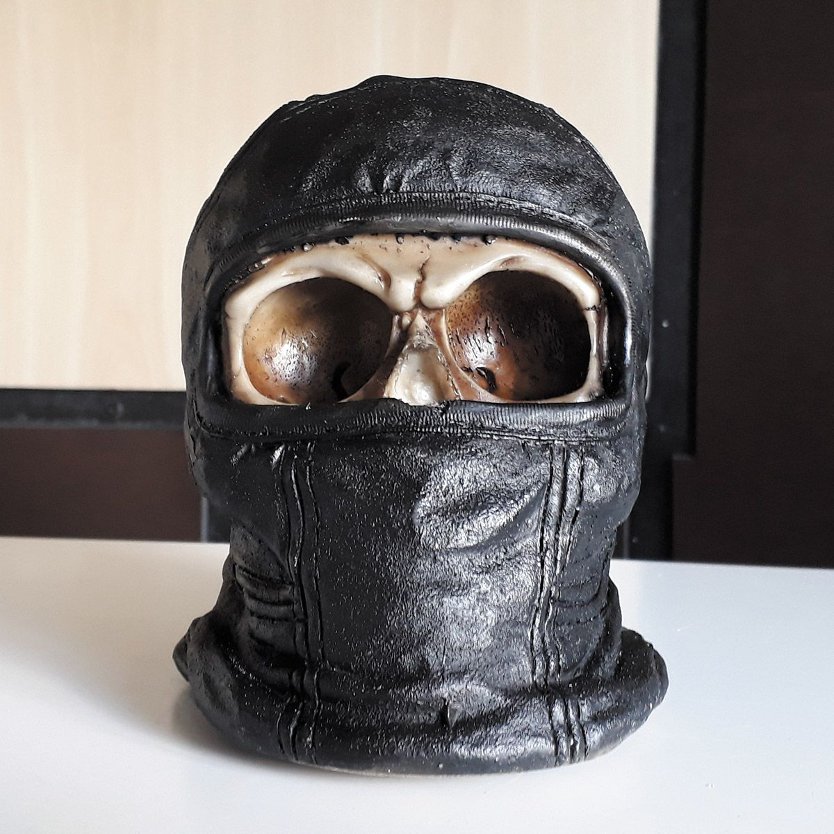 Caveira Exclusiva Black Ninja