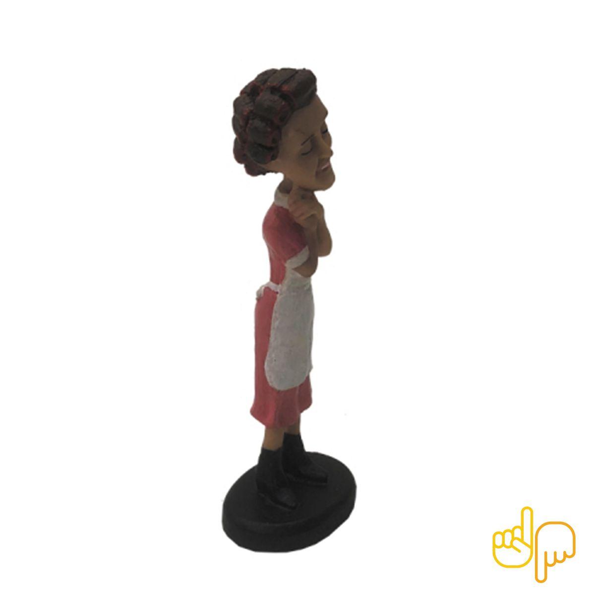 Colecionável Dona Florinda da série Chaves
