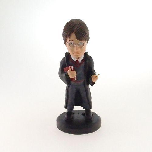 Colecionável Harry Potter de Resina - Peça Exclusiva