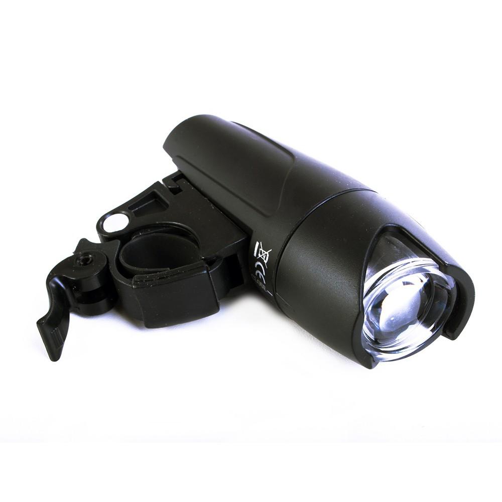 Farol LED P/ Bike Com Suporte Ajustável Belfix
