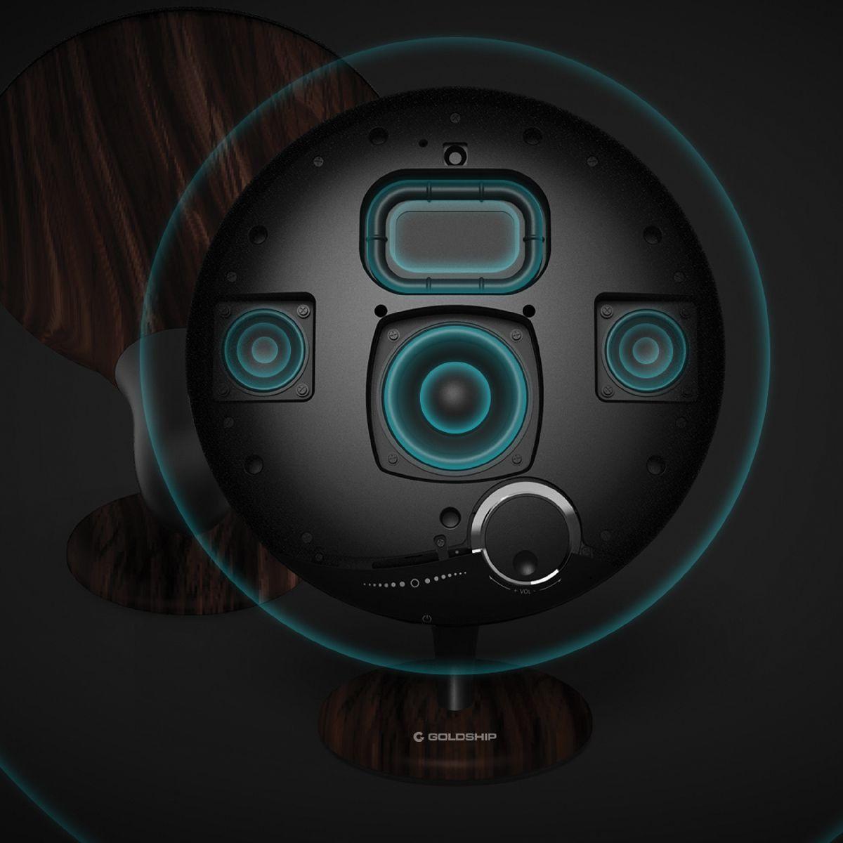 Gramophone Smart Speaker Bluetooth Live 36W RMS