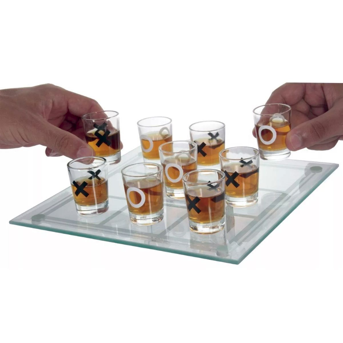 Jogo Da Velha Drinking Game Perdeu Bebeu