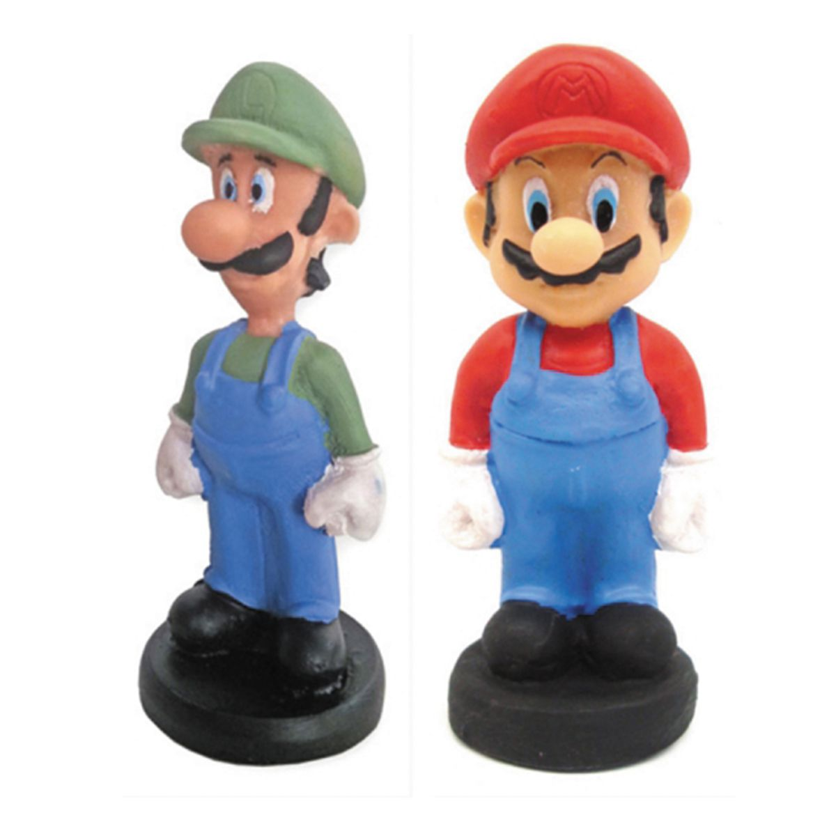 Kit Colecionável  Mario Bross e Luigi