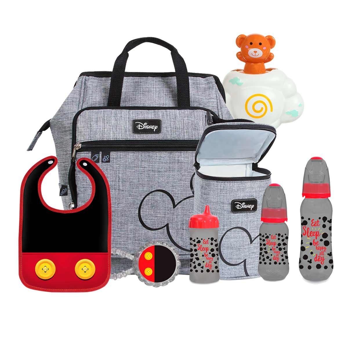 Kit Presente Maternidade Mickey Mouse Completo