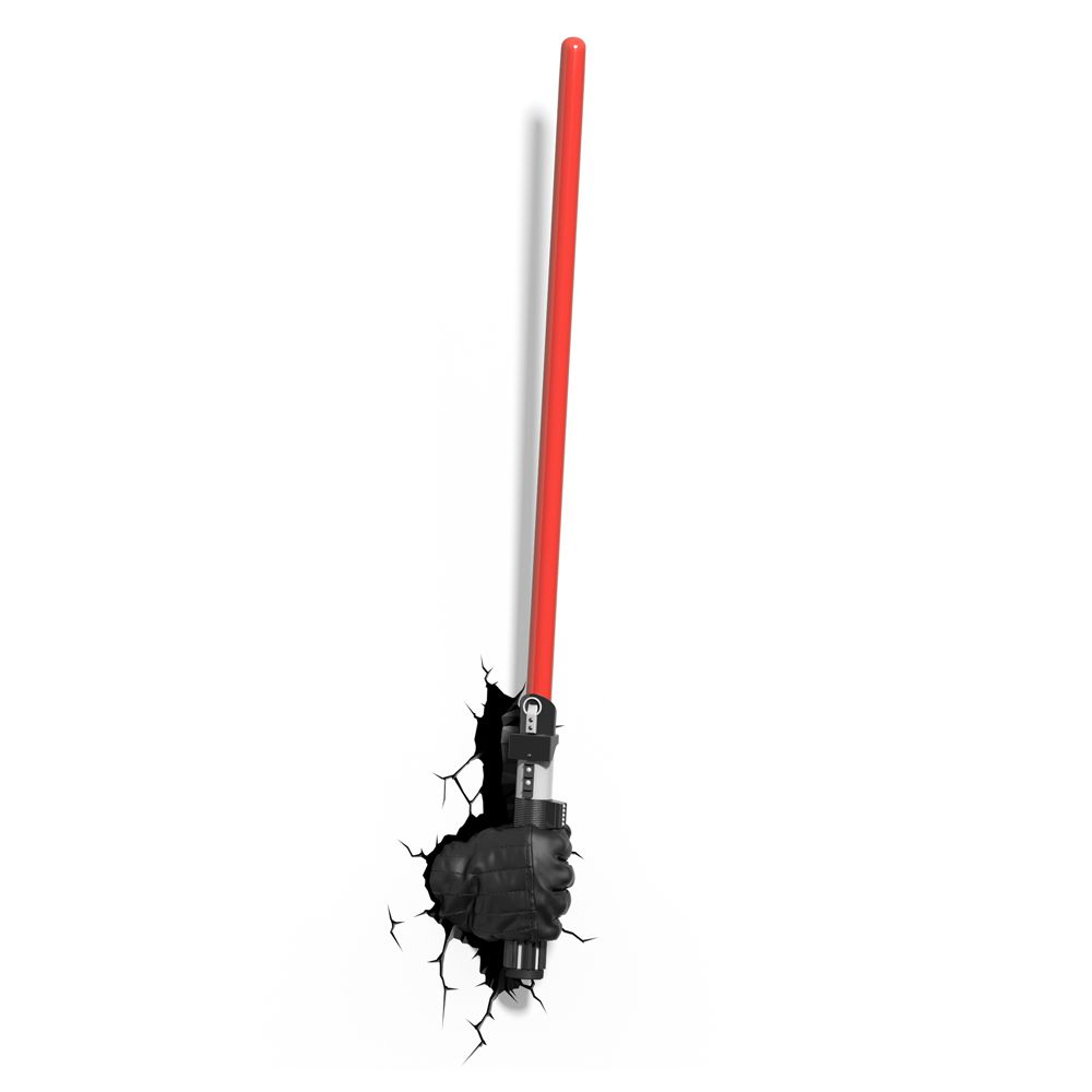 Luminária 3D Light FX Star Wars Sabre Darth Vader frete gratis