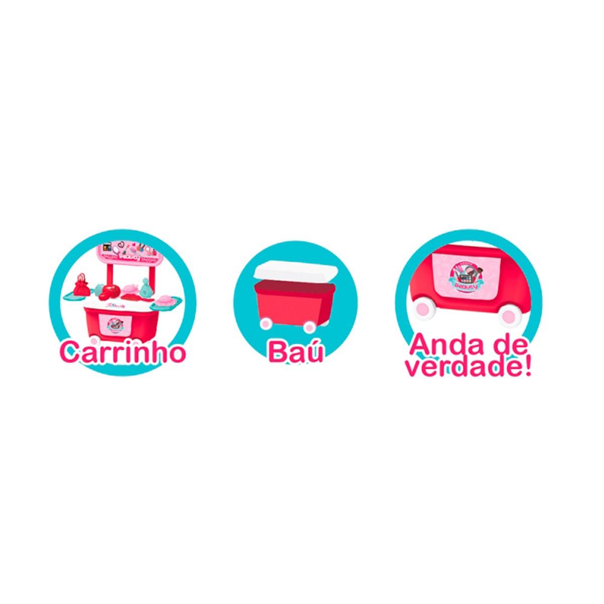 Mini Kit Camarim Beauty Belfix