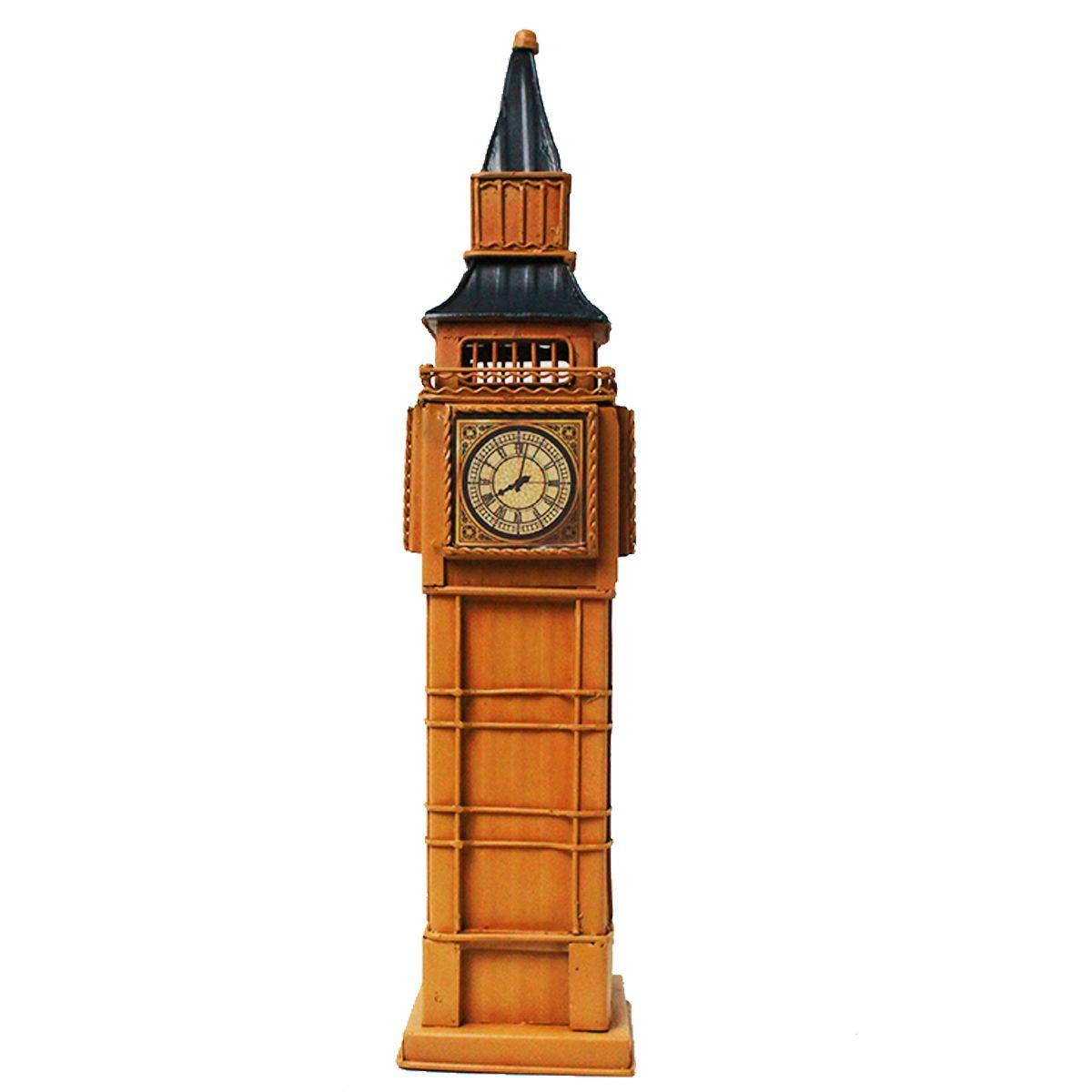Miniatura de Metal - Torre do Relógio Big Ben 1859
