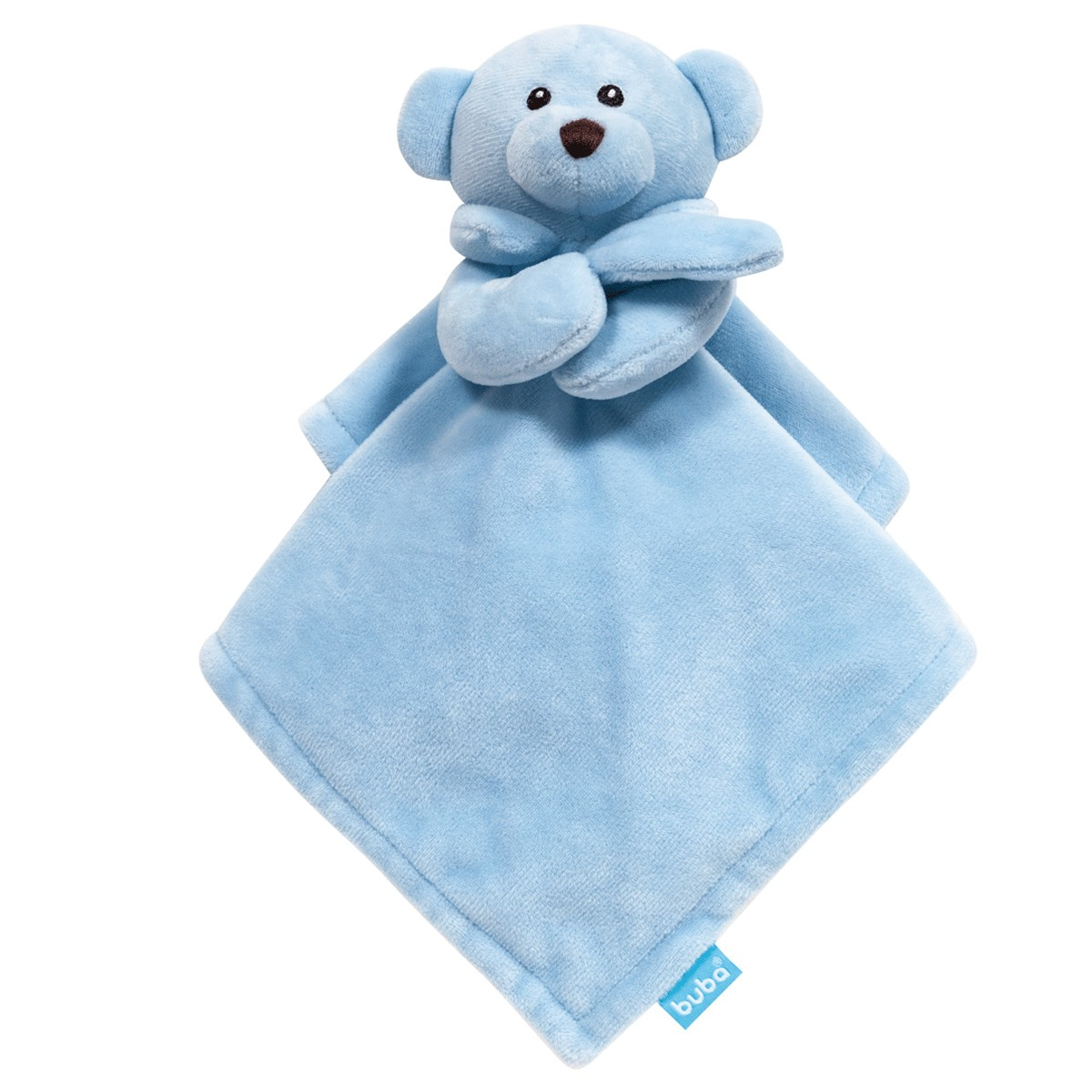 Naninha Carinho Ursinho Azul Buba
