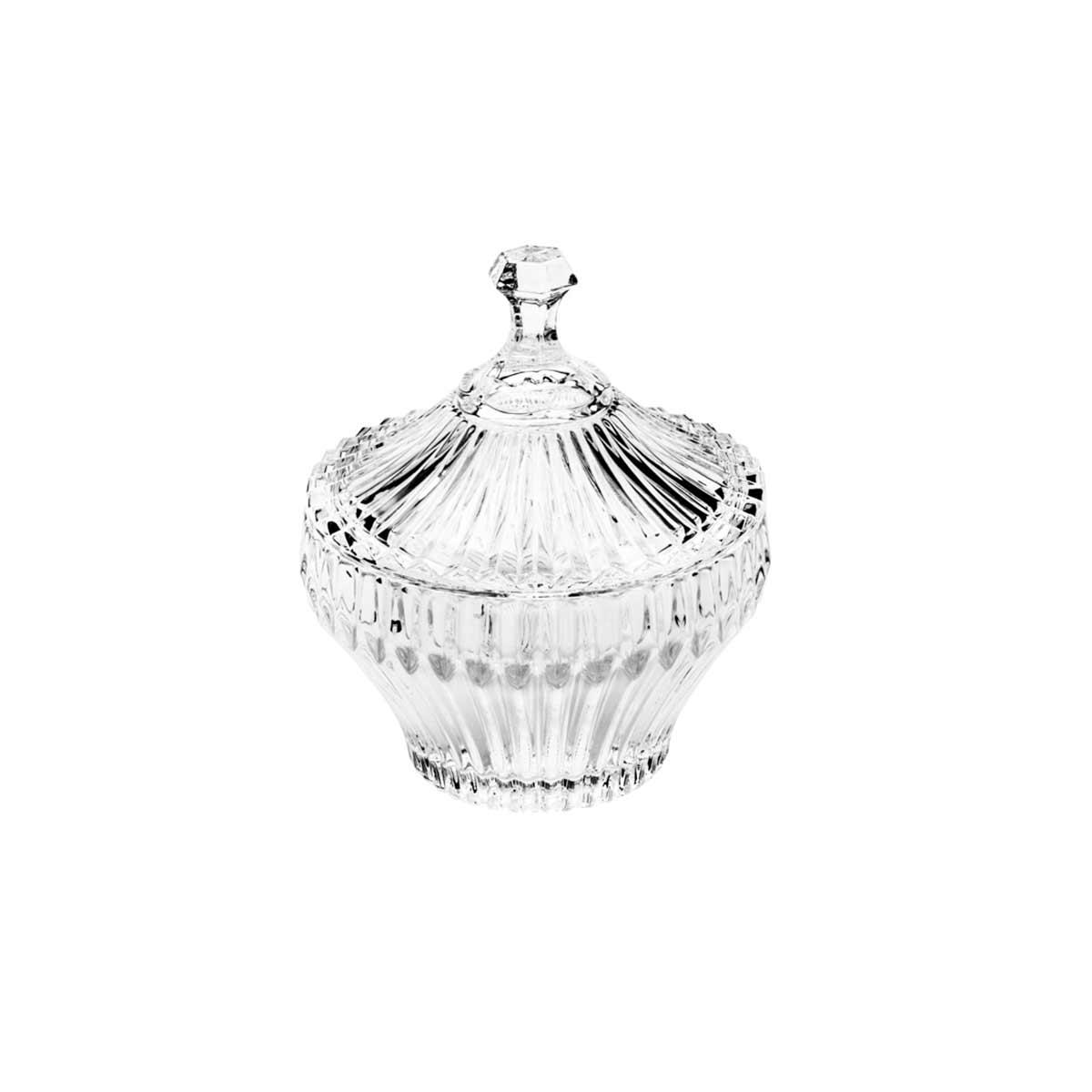 Potiche De Cristal Renaissance Pequeno Lyor