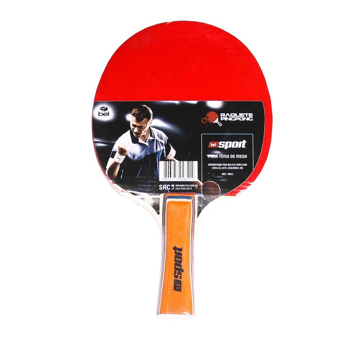 Raquete para Ping Pong Belfix The Original