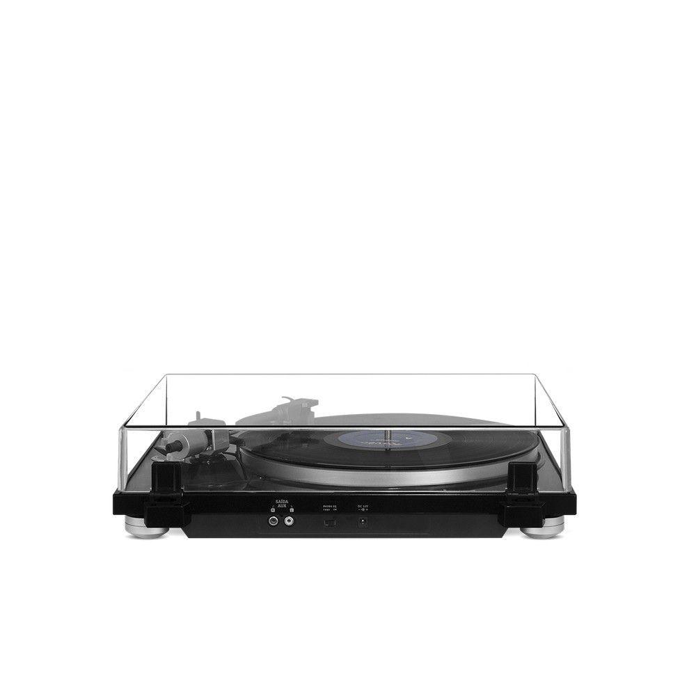 Toca Discos Raveo TR-1000 C/ Agulha Audio Technica - Original