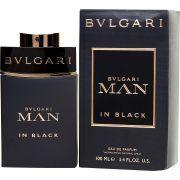 Bvlgari Man in Black Eau de Parfum - Perfume Masculino 100 ml