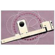Calcador Circular para máquina de costura