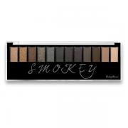 Paleta De Sombras Smokey