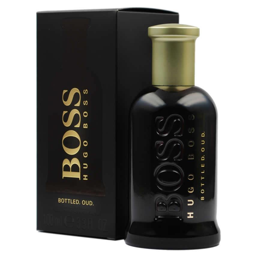 Boss Bottled Hugo Boss Eau de Toilette - Perfume Masculino 100 ml