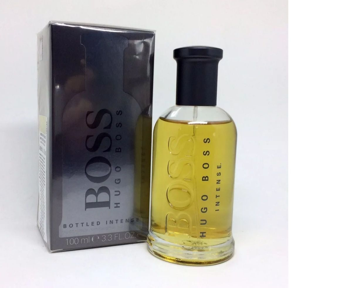 Boss Bottled Intense Hugo Boss Eau de Parfum - Perfume Masculino  100 ml