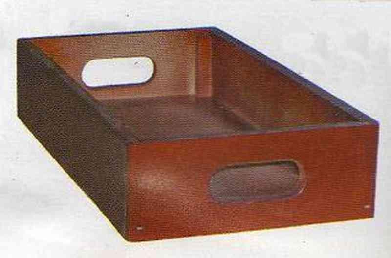 Caixa Base Portátil Para Máquina Costura Doméstica
