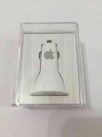 Carregador Veicular Apple 2 Duplo Usb